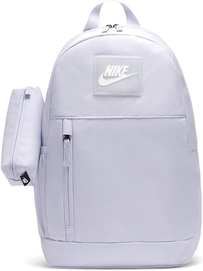 Nike Challenge the lowest price of Japan Elemental Kids' Award-winning store Graphic Purple Chalk Backpack