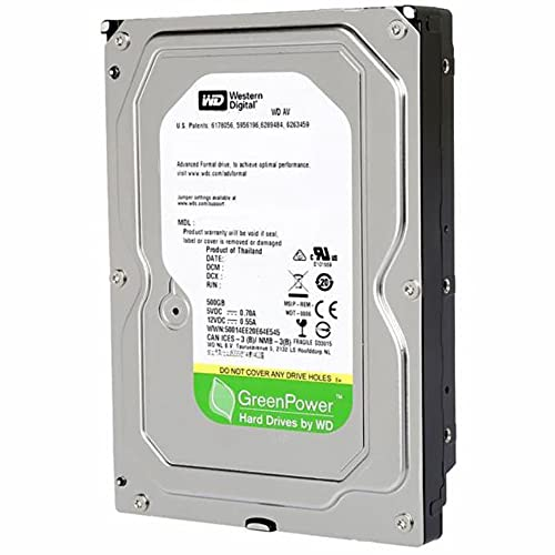 Hd 500gb Sata Western Digital Com Garantia Lacrado