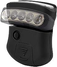 Hoofd Zaklamp LED Mini Koplamp Cap Licht Clip-On Hoed Licht Handen Gratis Heldere Hoofd Lamp Lantaarn Camping Fiets Hardlopen