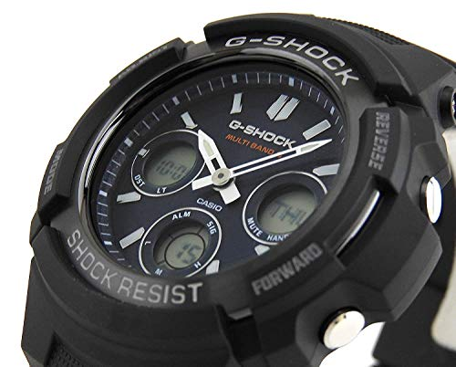 『CASIO (カシオ) 腕時計 G-SHOCK(Gショック) 電波ソーラー AWG-M100SB-2A メンズ 海外モデル [並行輸入品]』の2枚目の画像