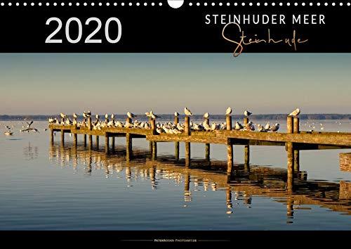 Steinhuder Meer - Steinhude (Wandkalender 2020 DIN A3 quer): Folgen Sie dem Fotokünstler Peter Roder an das Steinhuder Meer – Paradies für ... (Monatskalender, 14 Seiten ) (CALVENDO Natur)
