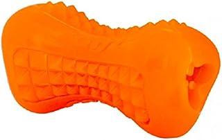 Rogz Yumz Dog Toy, Orange Large