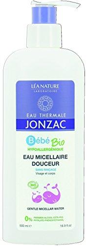 EAU THERMALE JONZAC Eau Micellaire Douceur bio - 500 ml