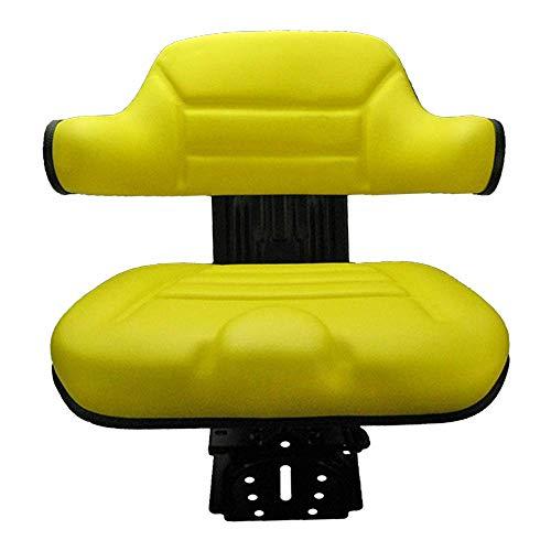 PJ-11 Yellow Seat for John Deere Tractors