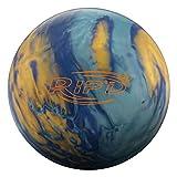 Hammer RIP'D Pearl Bowling Ball Blue/Gold/Light Blue, 16