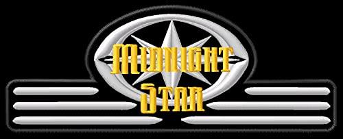 Masterpatch Yam Midnight Star Parche destinado para Yamaha Midnight Star