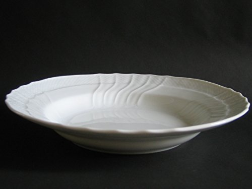 リチャードジノリ(Richard Ginori) ベッキオホワイト 0180 スーププレート 24.0cm 【並行輸入品】