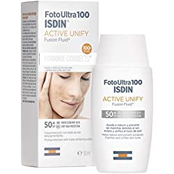 FotoUltra 100 ISDIN Active Unify SPF 50+