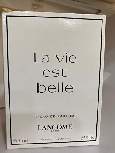 La Vie Est Belle By Läncóme For Women L'Eau De Parfum Spray 2.5 OZ. 75 ml.