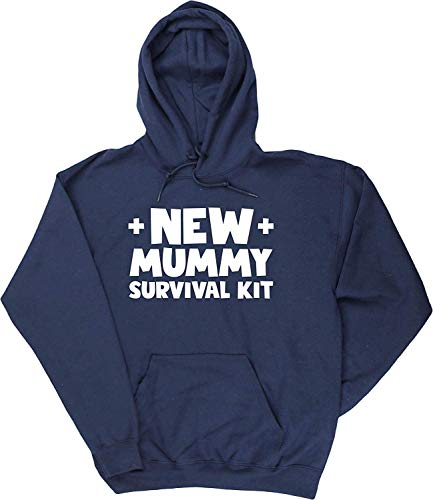 Booth Gregory510665 Mummy Survival kit Men's Hoodie Hooded top