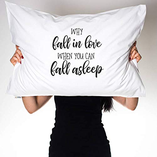 Prz0vprz0v Nap Queen Galentine's Day Gift for Her College Student Gift Friend's Day Gift for Best Friend Funny Quote Long Lumber Cushion Case for Sofa Bed 12 x 20 inch