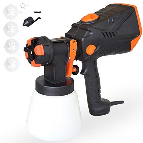 Paint Sprayer 1000ml/min - 600 Watt High Power HVLP...