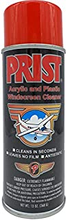 Prist Acrylic and Plastic Windscreen Cleaner