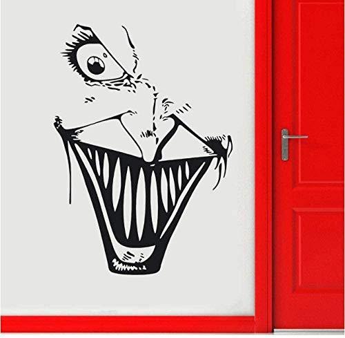 Moche Stickers Muraux Creative stickers muraux décoration de la maison salon chambre cuisine art autocollants 57X80 CM