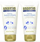 Gold Bond Ultimate Intensive Healing Hand Cream 3 oz (Pack of 2)