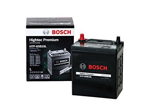 BOSCH (ボッシュ)ハイテックプレミアム 国産車 充電制御車/標準車 バッテリー HTP-60B19L