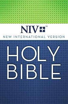 NIV, Holy Bible by [Zondervan]