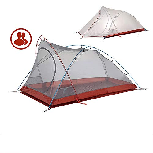 CJJ-HW 2 People Outdoor Pop Up Tent Beach Tent,Automatic Sun Tents Anti UV Compact Tent For Beach,Garden,Camping,Fishing,Picnic,tents for beach (Color : Gray)