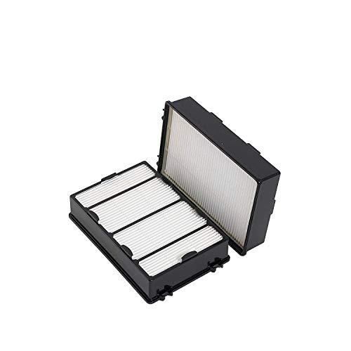 LifeSupplyUSA 2 Pack Compatible with Holmes, HEPA Air Filter, Compare To Filter Part HRC1, Holmes...