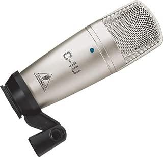 micrófono USB Behringer c1-u