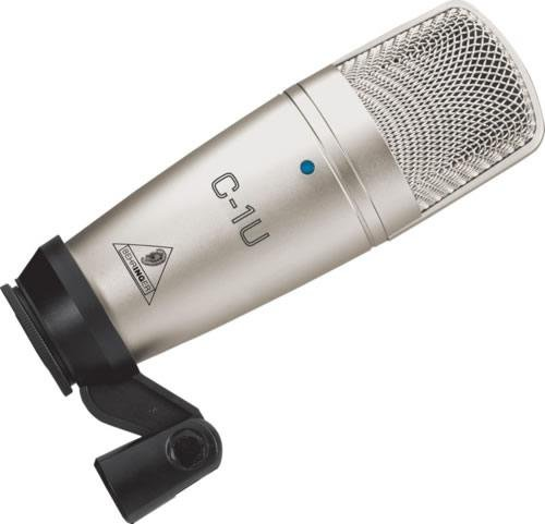 Behringer Microfono USB C1-U (Elettronica)