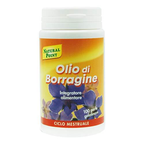 Natural Point Olio Di Borragine 100 Perle - 70 g