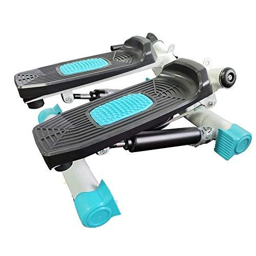 ADCB Mini-Stepper mit LED-Display und Trainingsseilen – Heimtrainer Fitnessgerät