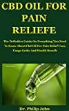 Cbs Oil For Pain 500 Mg