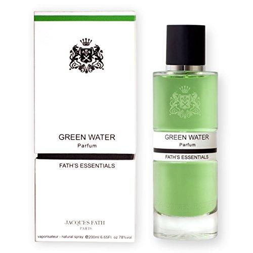 Green Water Jacques Fath, Descrizione 200 ml Spray Parfum