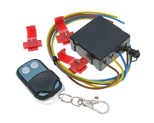 2EXTREME Drehzahlbegrenzer Funkfernbedienung kompatibel für Roller, universal