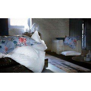 Anne de Solene Numéro 3 Drap Plat Coton Blanc 240 x 310 cm