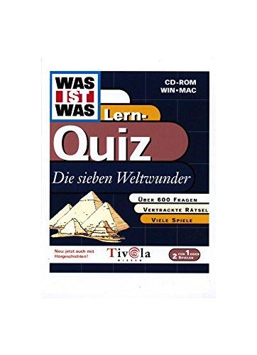 Was ist was - Quiz 3: Die sieben Weltwunder