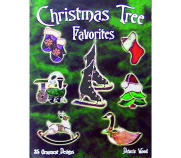 Stained Glass Patterns Christmas Ornaments Free Patterns