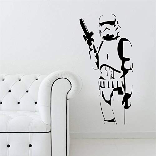 Wandtattoo Kinderzimmer Star Wars Stormtrooper Wandaufkleber Pvc Wandbild Aufkleber Removable Home Decor