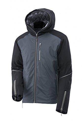 HEAD Ski-Jacke 821116 grau/schwarz M