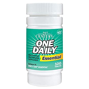 21st Century One Daily Essential Tablets 100 Count