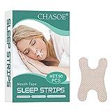 Sleep Strips,Cintas anti ronquidos para adultos,Mejore la calidad del sueño,desarrolla el hábito de la respiración nasal