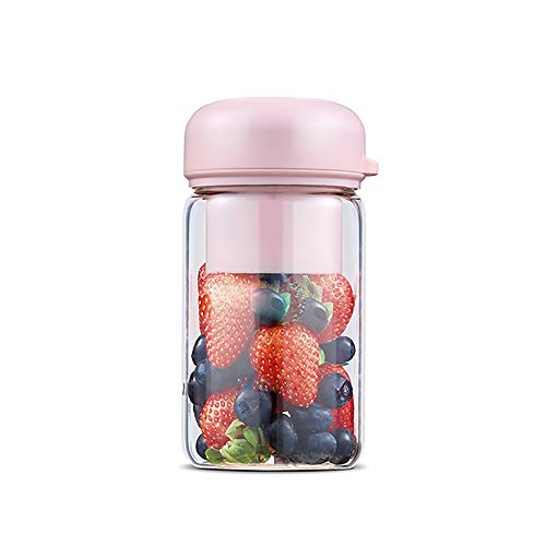 Portable Mini Juice Cup Student slaapzaal multifunctionele Personal Small Household Juicer Blender, Milkshake Juicer, Blender, Mixer Fitness Fruit met Travel