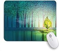 マウスパッド 個性的 おしゃれ 柔軟 かわいい ゴム製裏面 ゲーミングマウスパッド PC ノートパソコン オフィス用 デスクマット 滑り止め 耐久性が良い おもしろいパターン (クリエイティブファニーマウスシンプル)