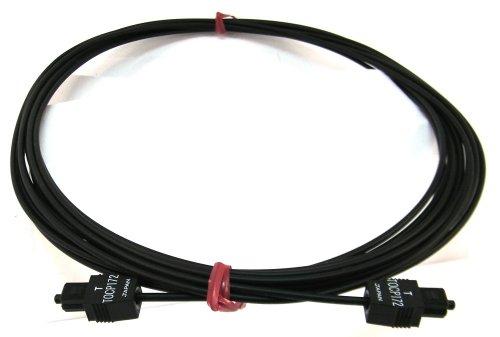 BLAUPUNKT TOSLINK Lichtwellen Kabel 5m TOCP172 Stecker Ersatzteil 8604492376