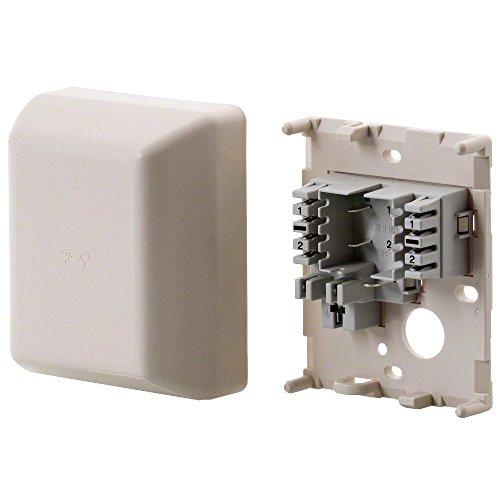 ZE Verbindungs und Verteilerdose VVD 83 LSA -Plus/AP Fuer 2DA mit LSA-Plus-Schneidklemmkontakten 1-550.00.0.05 einzeln