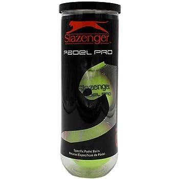 Pelotas Padel Slazenger Padel Pro 3u: Amazon.es: Deportes y aire libre