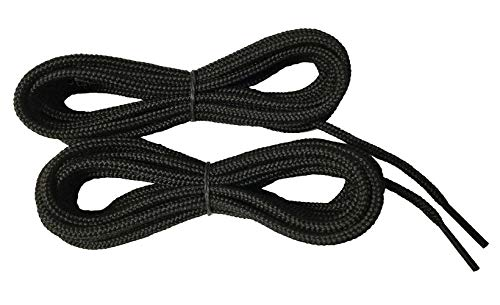 Boot Laces - 72' Industrial Strength Laces - Fits An 10' Work Boot Height