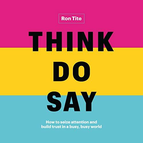 Think. Do. Say. cover art