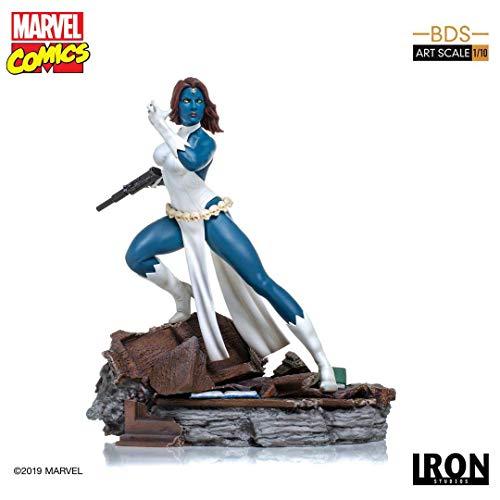 Marvel Comics BDS Art Scale Statue 1/10 Mystique 19 cm image