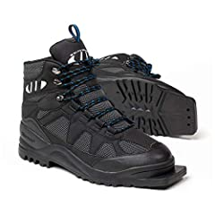 301 75mm Ski Boots: 100 grams Thinsulate lining & quick dry liner for warmth on even the coldest days Breathable weatherproof upper keeps the heat in and the water out Lightweight and durable, improved metal lace guides allow for ergonomic lace press...