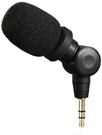 Saramonic Sr Xm1 3 5 Mm Trs Omnidirektionales Mikrofon Plug And Play Mikrofon Für Dslr Kameras Camcorder Gopro Camixer Smartmixer Lavmic Smartrig Und Uwmic9 Uwmic15 Drahtlose Mikrofonsysteme Musikinstrumente