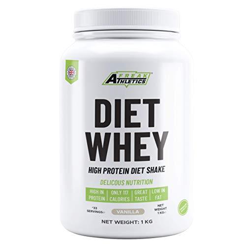 Diet Whey by Freak Athletics - Diet Whey Protein Powder - UK Made (Vanilla)