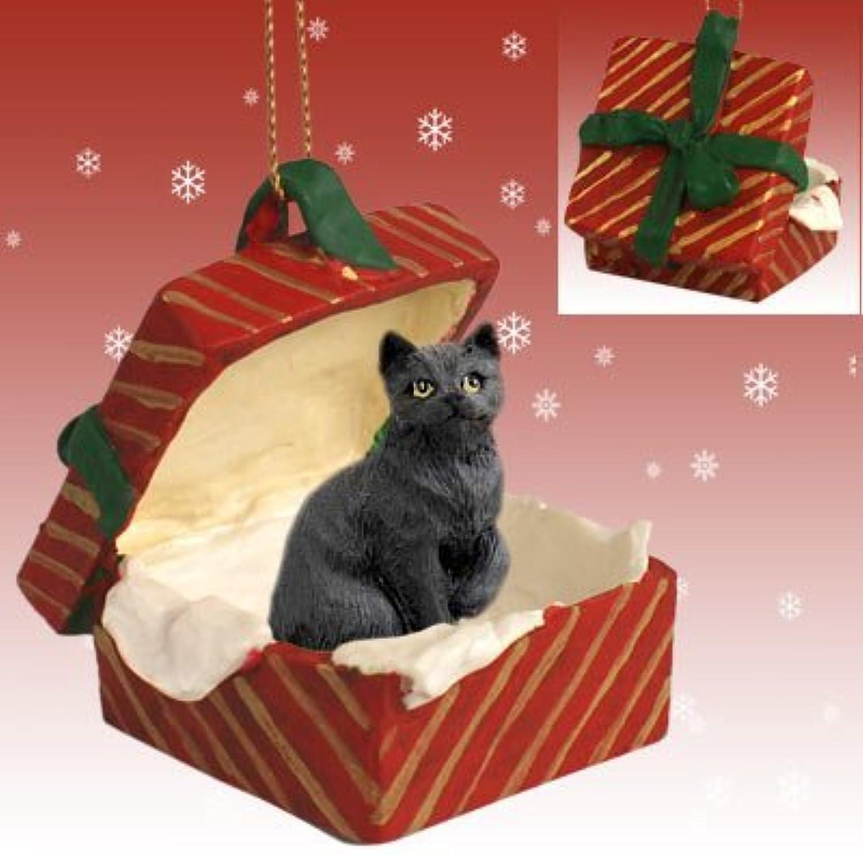 apresurado a ver Conversación conceptos gato negro negro negro de pelo adorno de caja de regalo rojo por conversación conceptos  disfruta ahorrando 30-50% de descuento