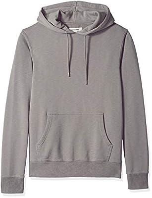 Amazon Brand - Goodthreads Men's Pullover Fleece Hoodie, Grey Castlerock, Medium Tall from Beacon Impex